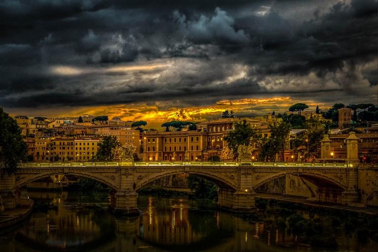 Il Tevere | © Mark Freeth/Flickr