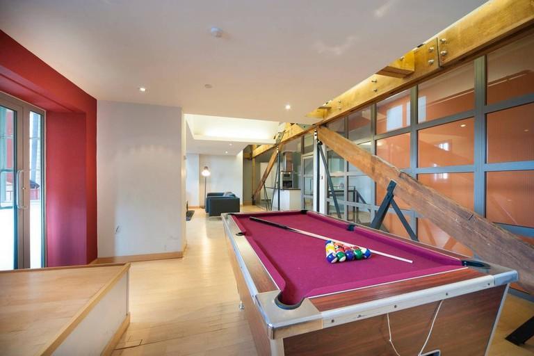 Luxury city centre penthouse