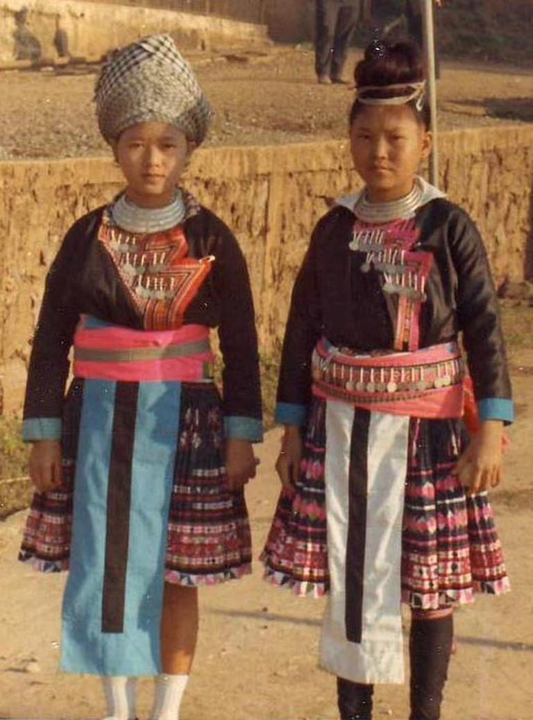 Hmong Girls   © Garry Jenkin/Flickr