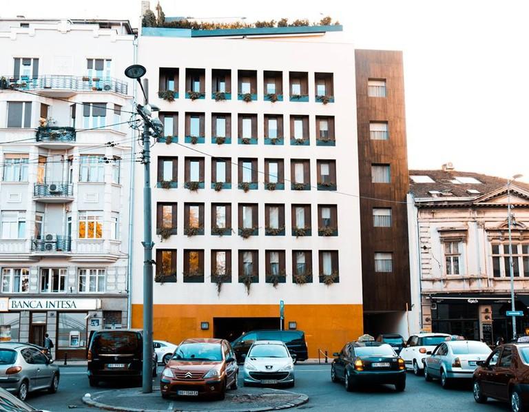 Square Nine Hotel Belgrade   © Square Nine Hotel Belgrade/Facebook