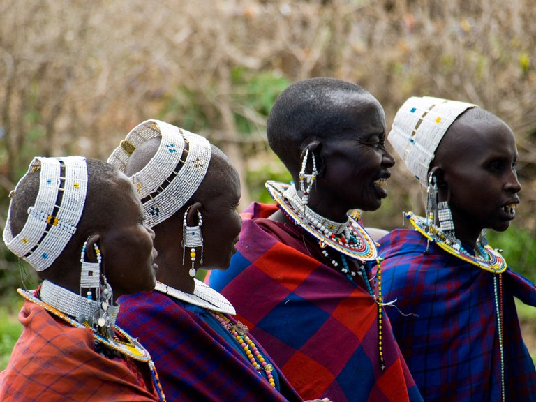 Masaai earings
