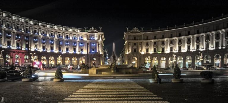 Piazza della Repubblica | © Kimon Froussios/Flickr