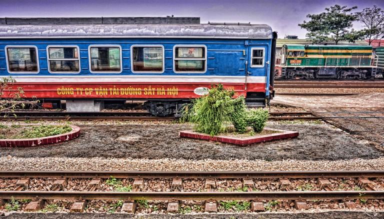 The Reunification Express | © Neville Wootton/Flickr