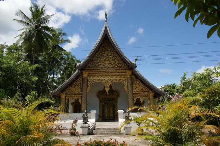 Wat Choum Khong | © Allie_Caulfield/Flickr
