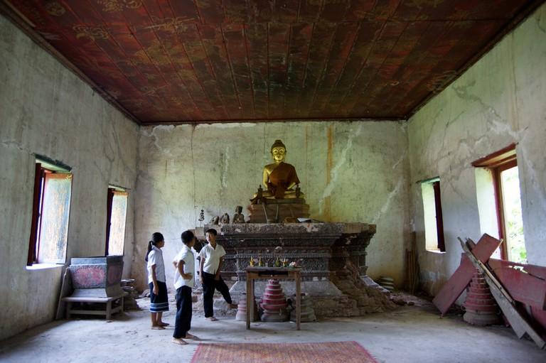 Wat Chom Phet | © Alcyon/WikiCommons