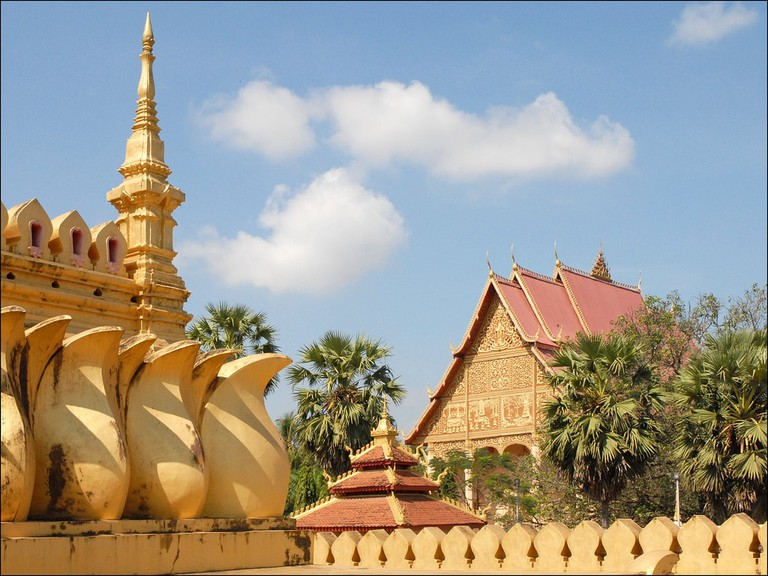 That Luang | © Jean-Pierre Dalbéra/Flickr
