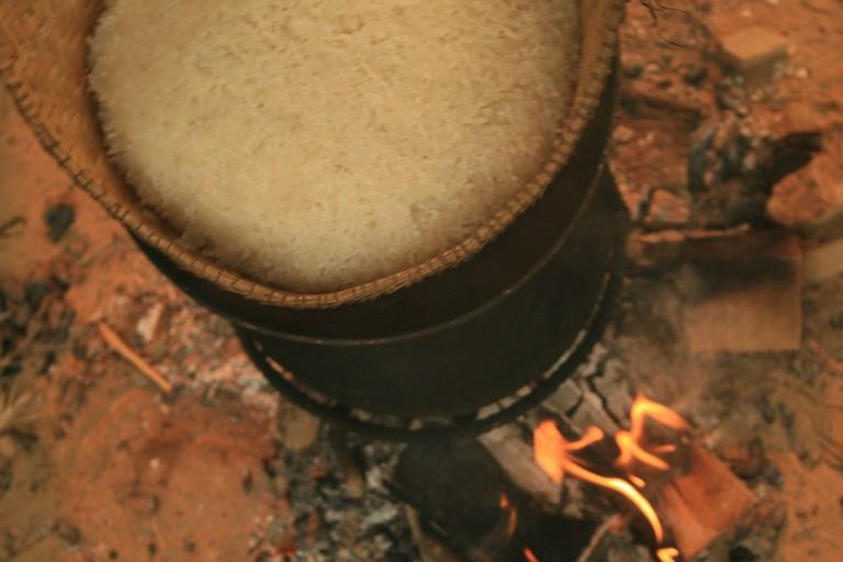 Sticky Rice   © mattjkelley/Flickr