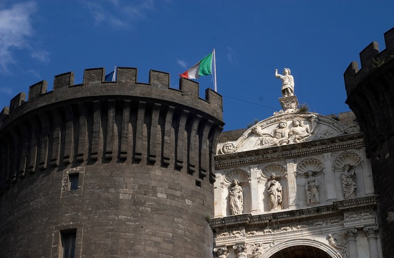 Castel Nuovo | © My Past/Flickr