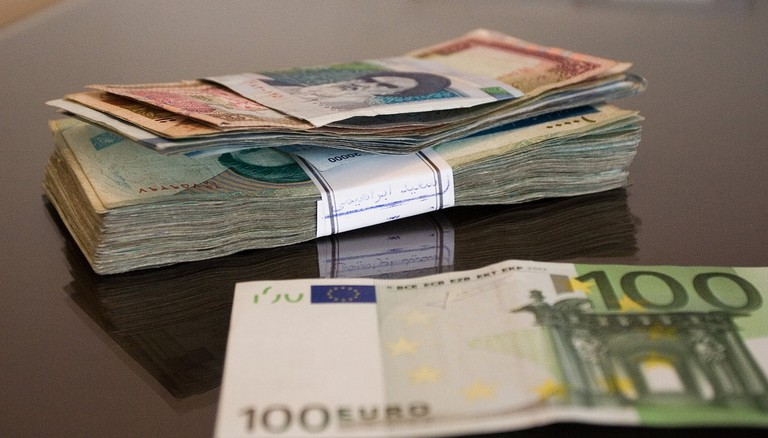 Iranian rials can be obtained in hotels or jewelry stores | © Ivar Husevåg Døskeland / Flickr