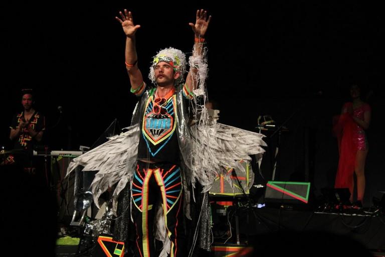 Native American angel Sufjan