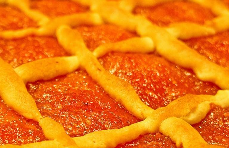 Pastafrola pastry