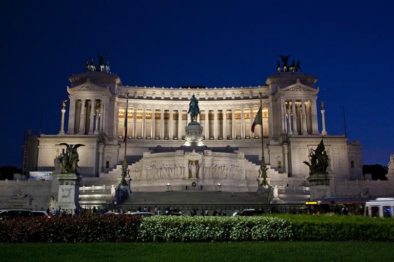 Altare della Patria | © Giovanni/Flickr