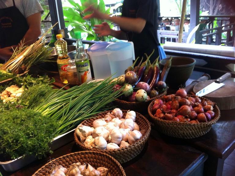 Lao Cooking Class   ©Amy Zirkle/Flickr