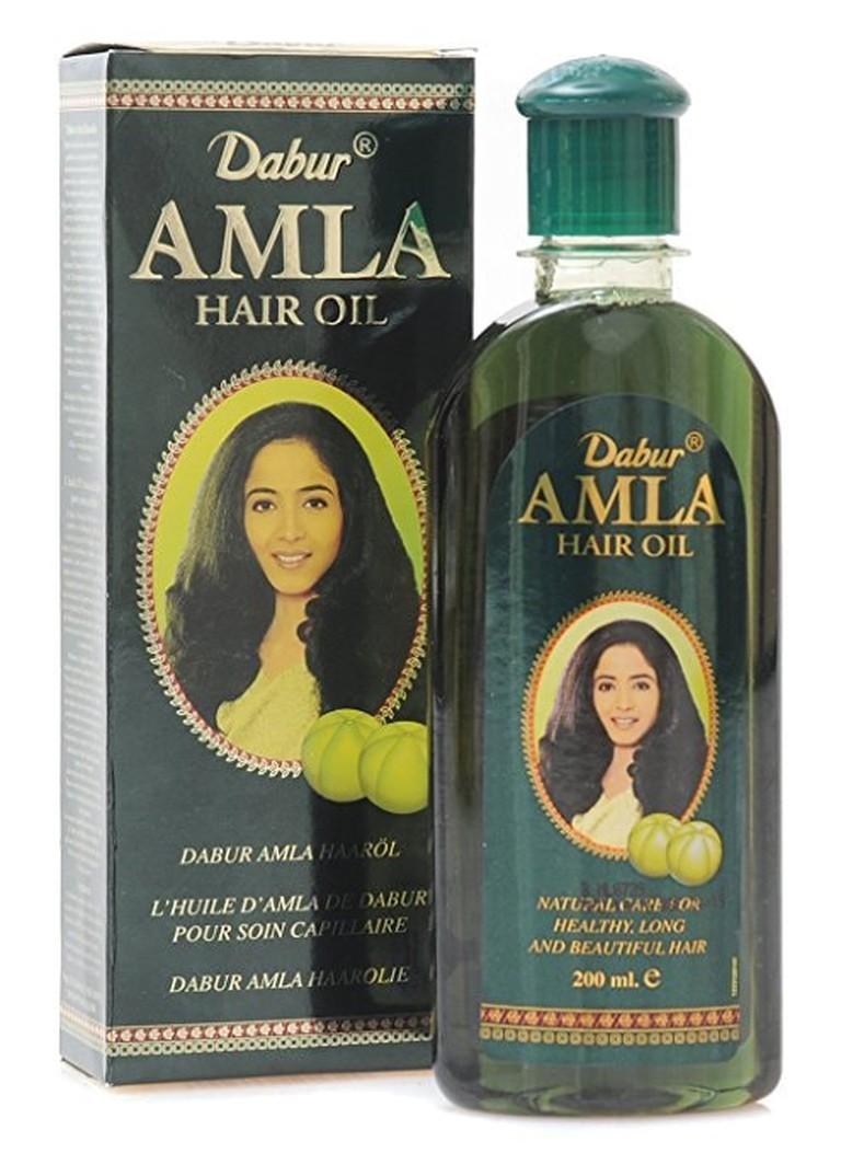 Dabur Amla Hair Oil| Courtesy of Amazon