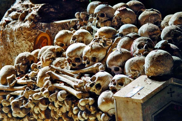 Cimitero delle Fontanelle | © Leon Hart/Flickr