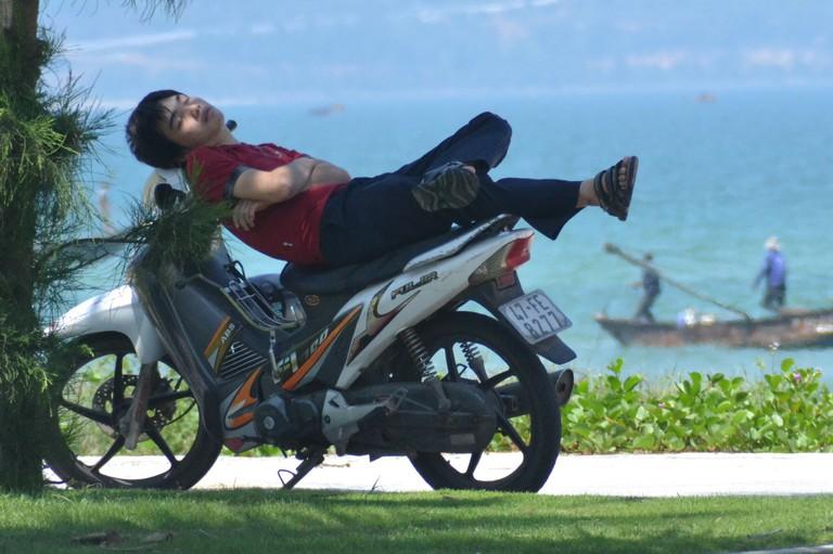Vietnamese people love a good nap   © Loi Nguyen Duc/Flickr