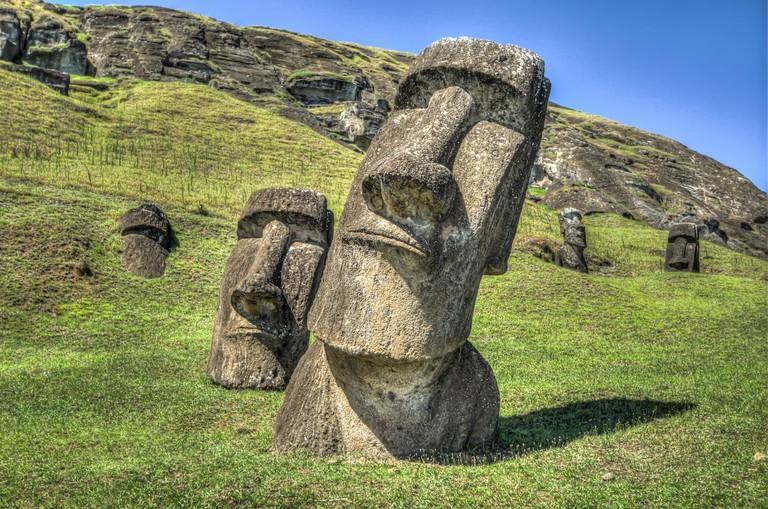 Easter Island | © Mayumi Ishikawa / Flickr