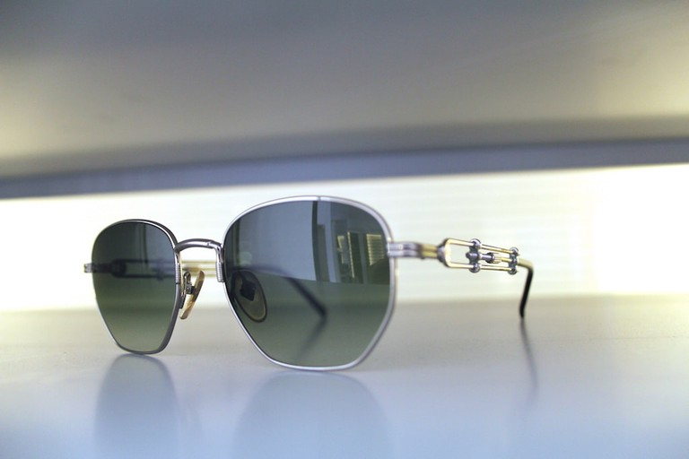 '90s Jean Paul Gaultier with adjustable sides | ©General Eyewear