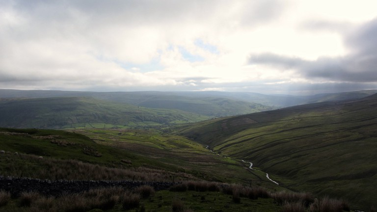 Buttertubs Pass, North Yorkshire