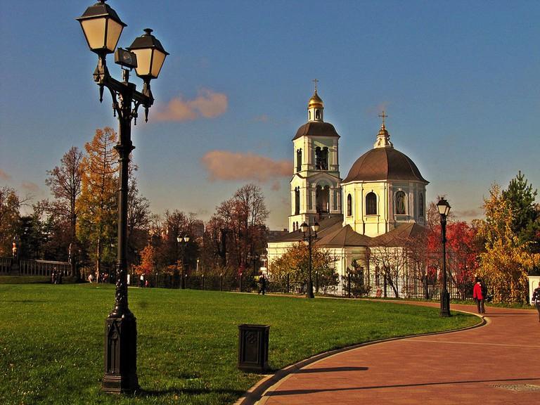 Осень_в_Царицыно