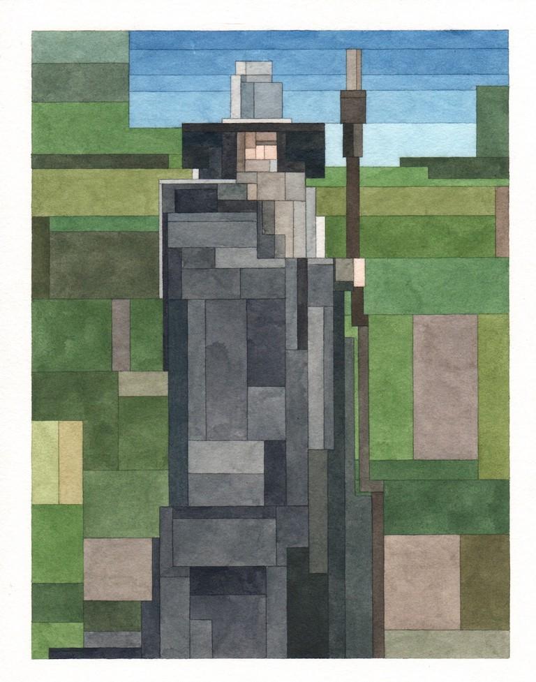 Adam Lister Gandalf