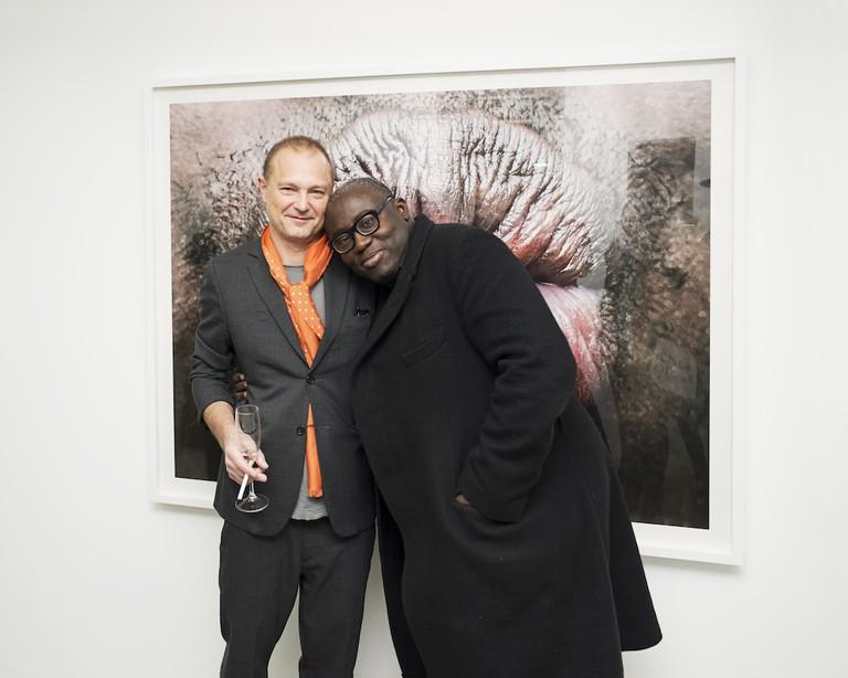 Alison Jacques Gallery - Juergen Teller & Edward Enningful