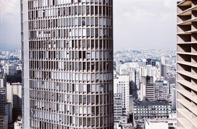 Copan Building, Sao Paulo