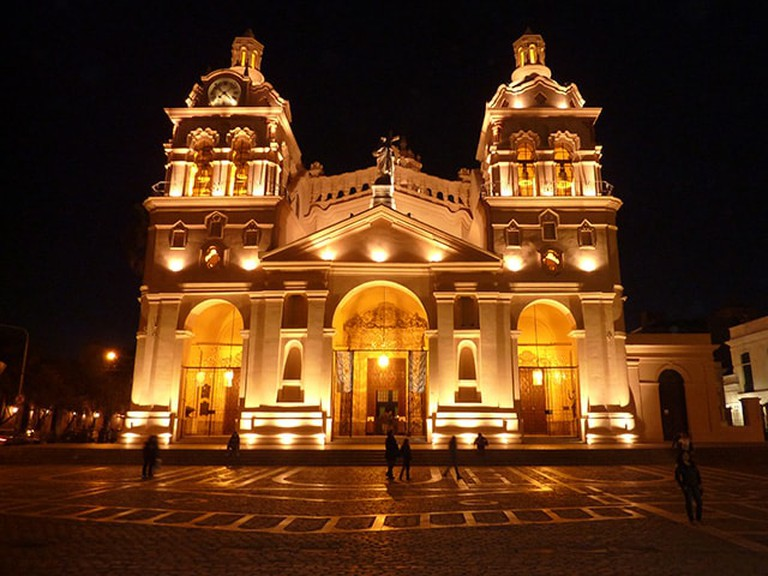 The Cordoba cathedral