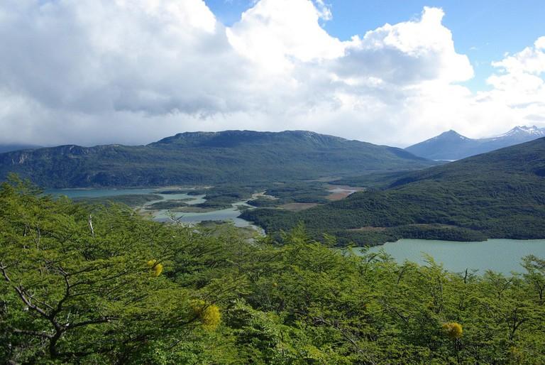 Incredible landscapes in Tierra del Fuego