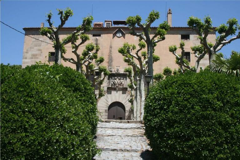 Castillo Corbera, Barcelona province   Courtesy of Tranio.com