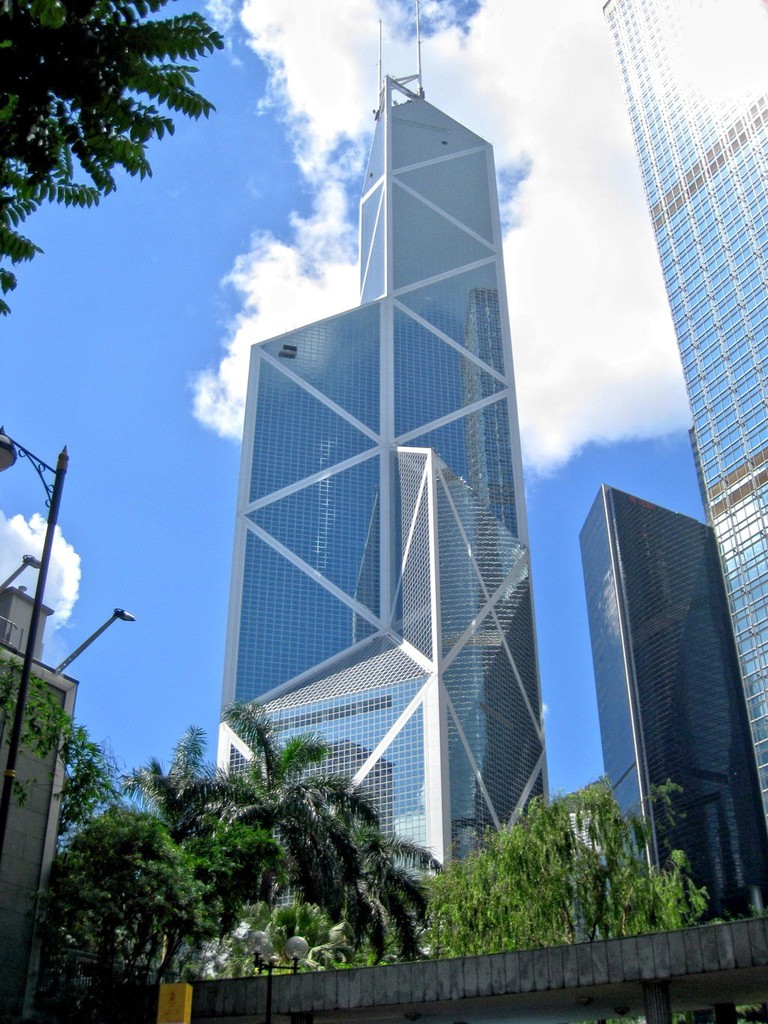 Bank of China Tower Hong Kong Skyscraper