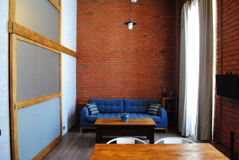 Airbnb apartment in Tbilisi