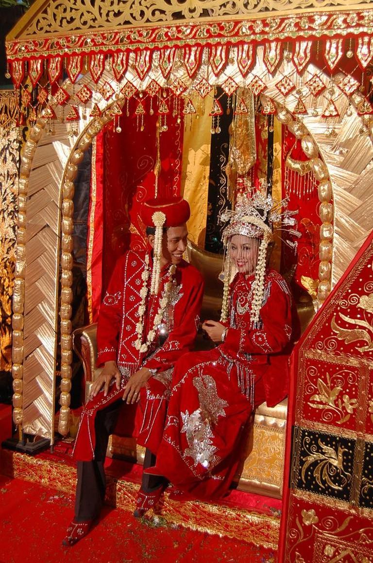 betawi traditional dress