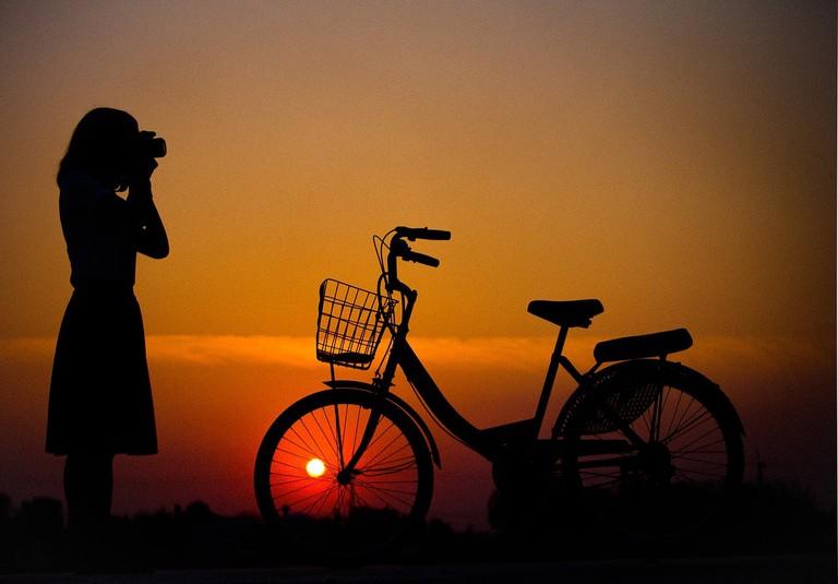 Bike | © Aomsin/Pixabay