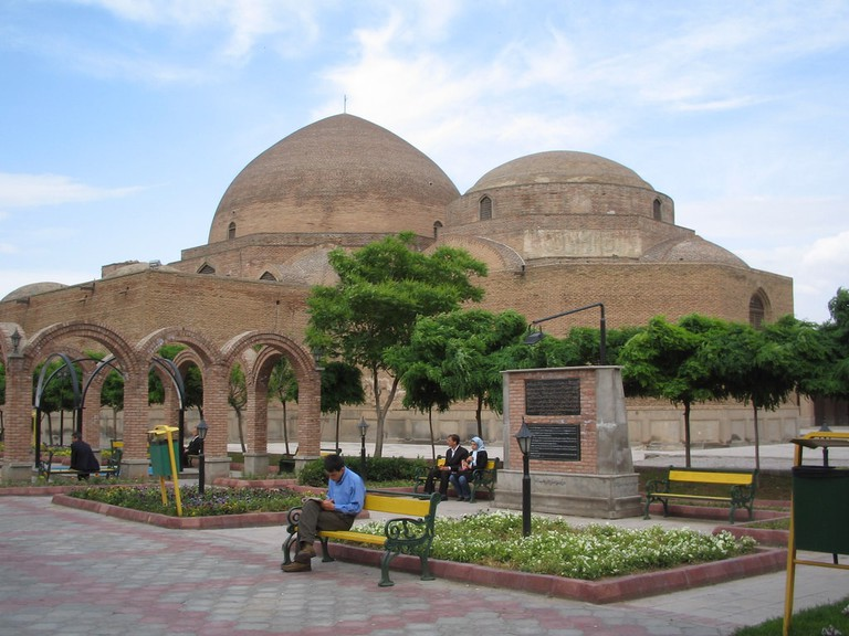 Blue Mosque, Tabriz | ©elishka:flickr