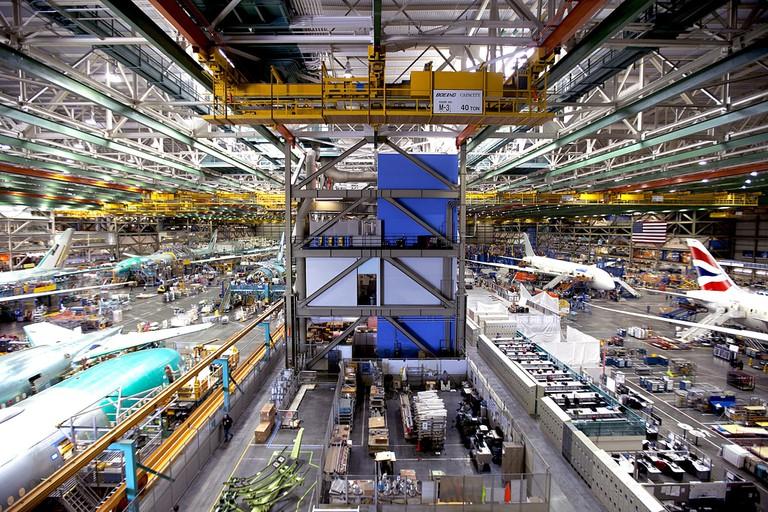 Boeing Factory | © Jetstar Airways / Flickr