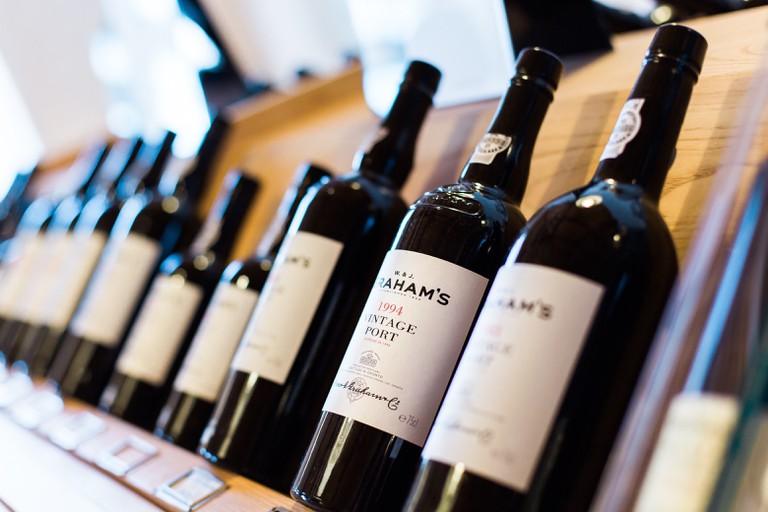 Bottles of wine | © Bruno Martins / Unsplash