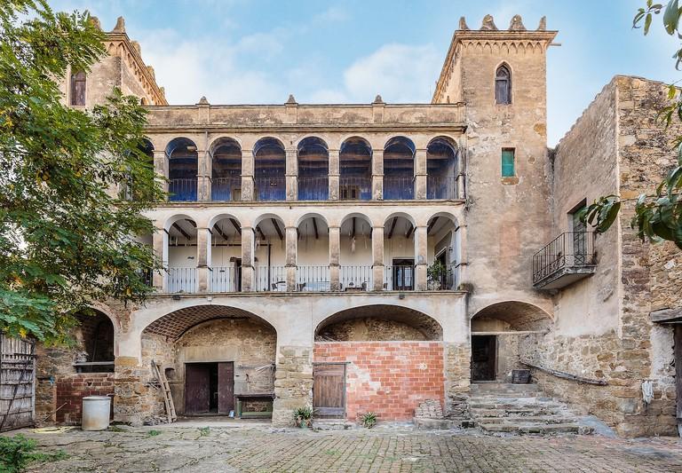 Castillo, Baix Emporda, Spain   Courtesy of Lucas Fox