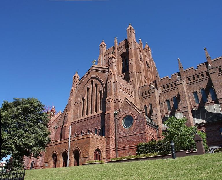 Christ Church Cathedral | © Adam JWC_Wikimedia Commons