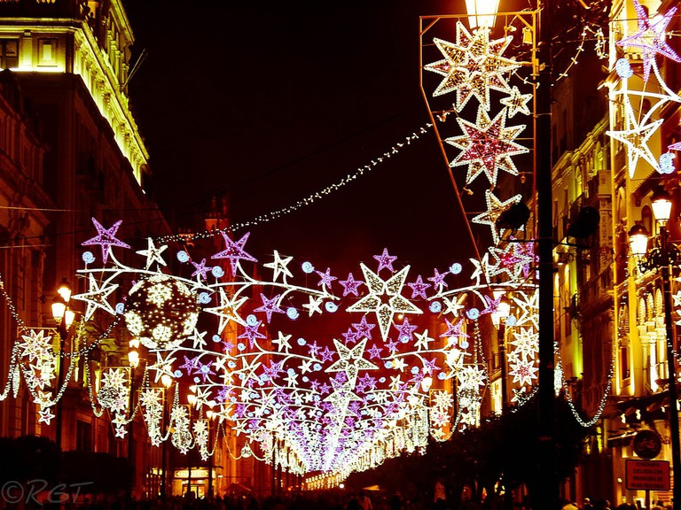 Christmas in Seville | ©ॐ Gapito ॐ / Flickr