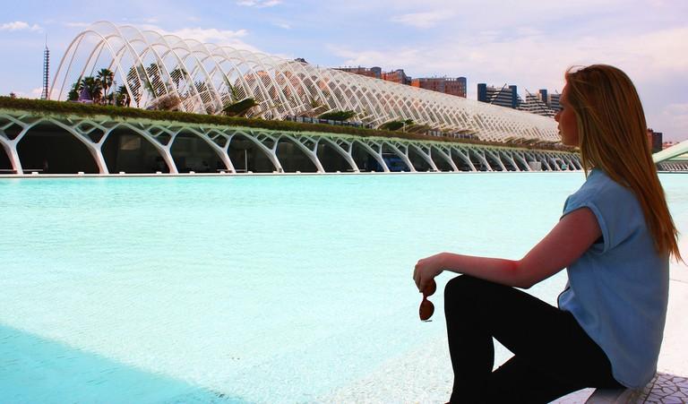 City of Arts and Sciences, Valencia, Spain   ©Themil / Pixabay