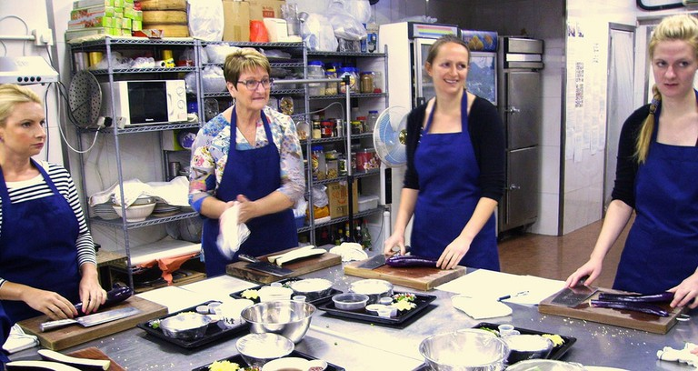 Cooking Classes in Hong Kong