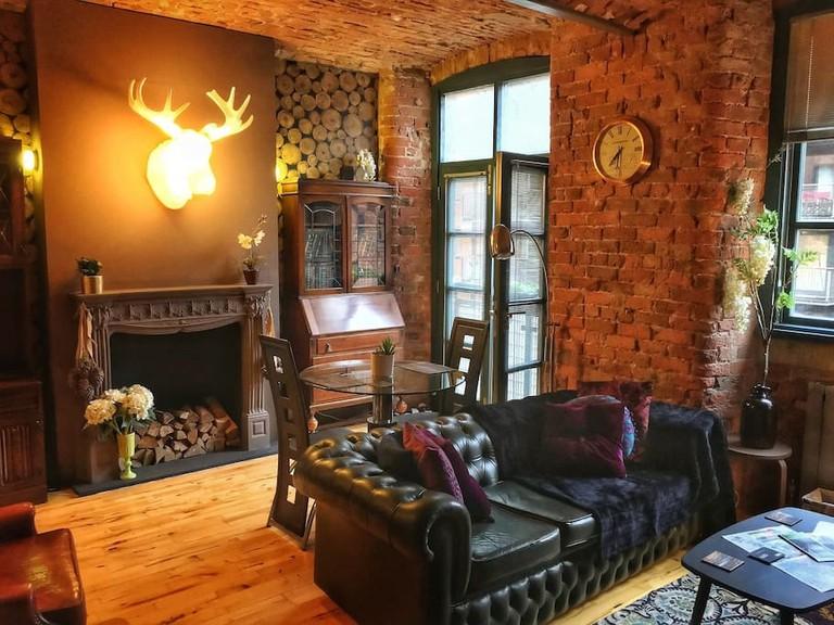Designer Loft Living in Historic Listed Mill