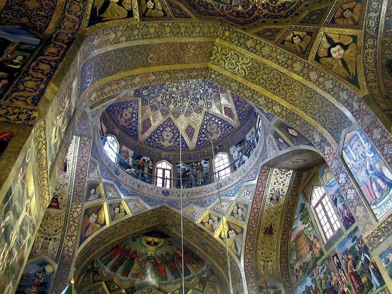 Dome of Vank Cathedral | ©David Stanley:flickr