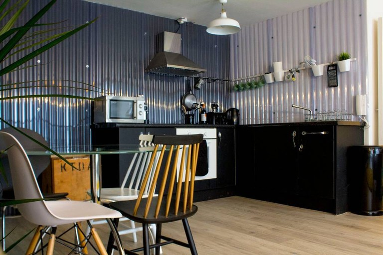 Industrial apartment in Newcastle