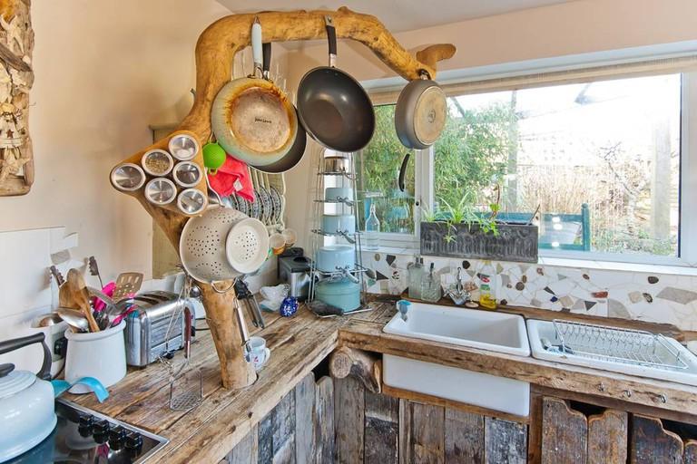 Eco-friendly 'owl house