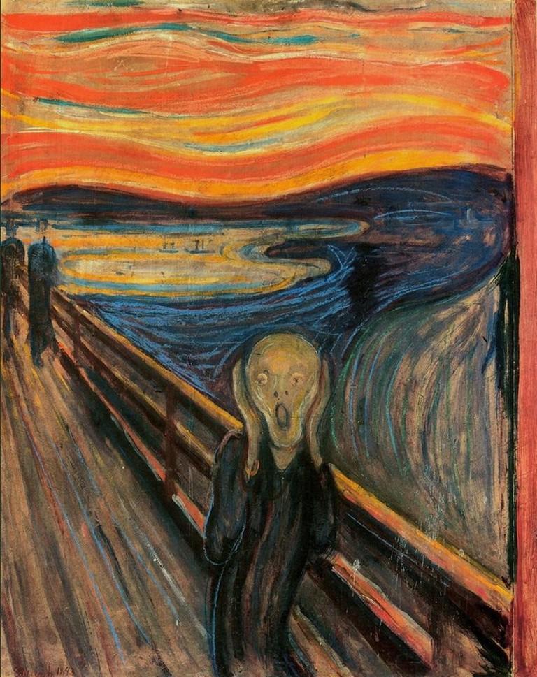 Edvard Munch's The Scream | Courtesy of The Munch Museum