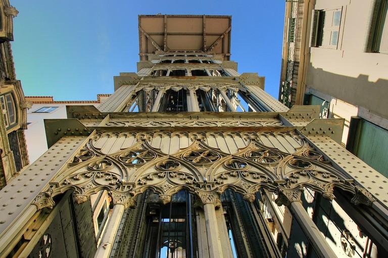 https://pixabay.com/en/elevador-de-santa-justa-lisbon-1046193/