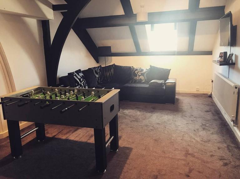 Converted church apartment   © Airbnb