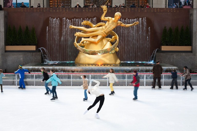 Figure Skater.The Rink at Rockefeller Center – Courtesy of Patina Restaurant Group_preview
